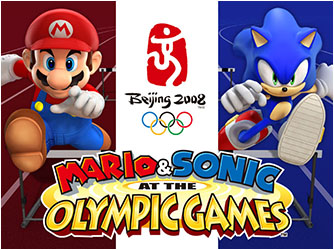 Mario and Sonic at the Olympic Games Wii-DS logo