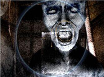 Fatal Frame 1 Screenshot - Ghost (PS2 & Xbox)