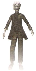 Fatal Frame 1 Artwork - Ghost (PS2 & Xbox)