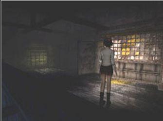 Fatal Frame 1 Screenshot - Mansion Room (PS2 & Xbox)