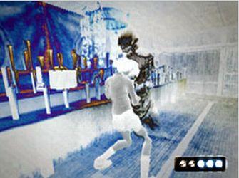 Fatal Frame 1 Screenshot - Miku Ghost Effects (PS2 & Xbox)