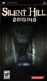Pre-Order Silent Hill Origins for the PSP