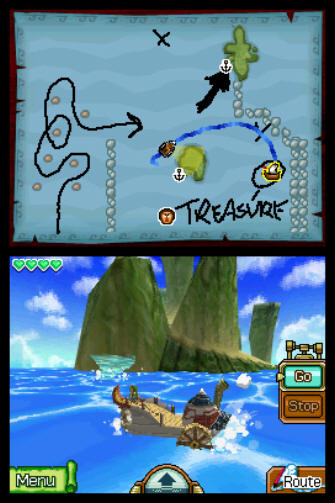 Zelda Phantom Hourglass Pic 2