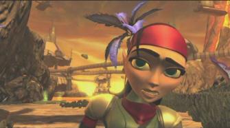 Talwyn in Ratchet & Clank Future