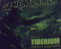 Tiberium Command and Conquer cover