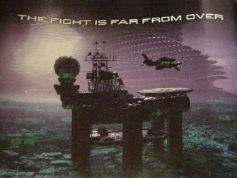 Tiberium Command and Conquer FPS game art