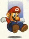 Super Mario 64 Butt Stomp