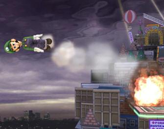 Luigi unlocked