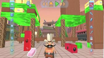 Boom Blox create mode level editor