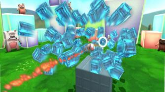 Boom Blox screenshot