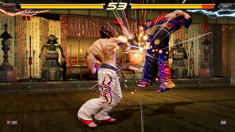 Tekken 6 screenshot