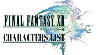 Final Fantasy XIII title