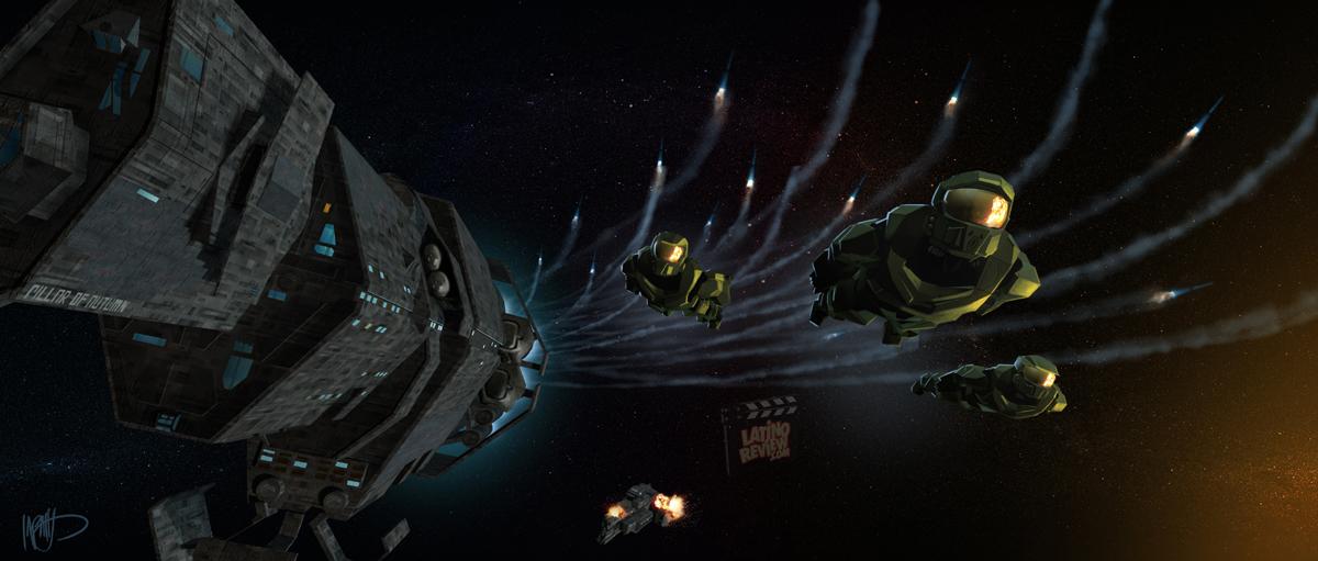 Watch Videos Online - Halo Movie Trailer - Spring 2009