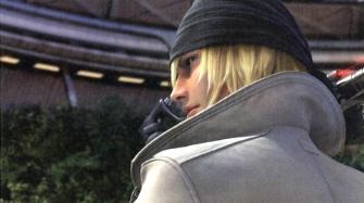 Snow Villiers Final Fantasy 13 character art
