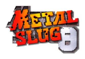 Metal Slug 8 logo