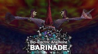 Barinade Boss Battle Screenshot (Zelda: Ocarina of Time)