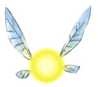 Fairy Artwork (Zelda: Ocarina of Time)