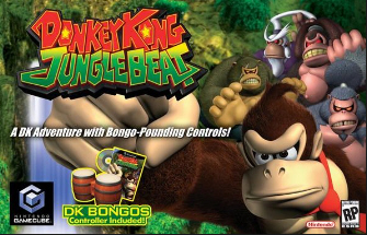 Donkey Kong Jungle Beat GameCube ad