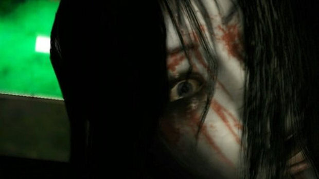 JU-ON: The Grudge videogame on Wii
