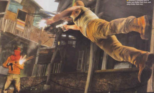 Max Payne 3 screenshot from Game Informer
