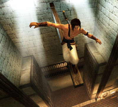 Prince of Persia: The Sands of Time platformer action