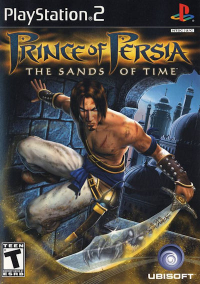 Prince of Persia: The Sands of Time on PS2