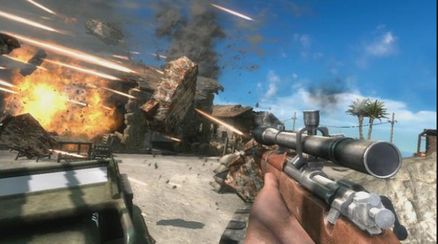 Battlefield 1943 releasing on Xbox Live Arcade & PSN on July 8th, 2009