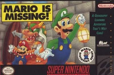 Mario is Missing Angry Video Game Nerd Episode 73 ...