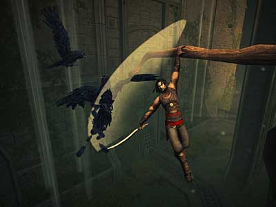 Prince of Persia: Warrior Within platformer action