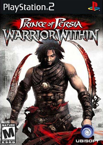 Prince of Persia: Warrior Within on PS2