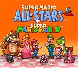 Super Mario series playthroughs in Mario Marathon 2
