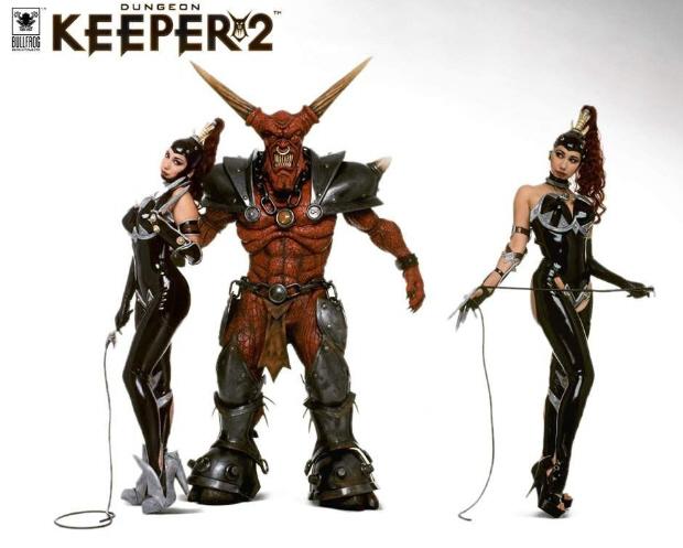 Dungeon Keeper wallpaper
