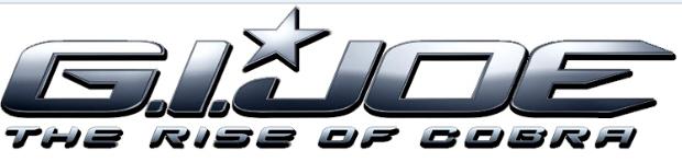 G.I. Joe: The Rise of Cobra videogame logo