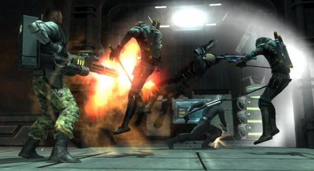 G.I. Joe: The Rise of Cobra videogame screenshot