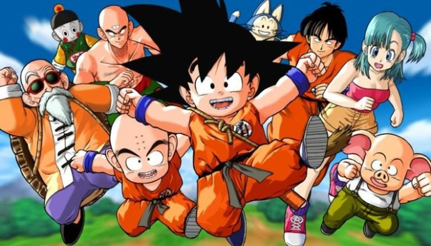Dragon Ball: Revenge of King Piccolo Wii cast of characters screenshot