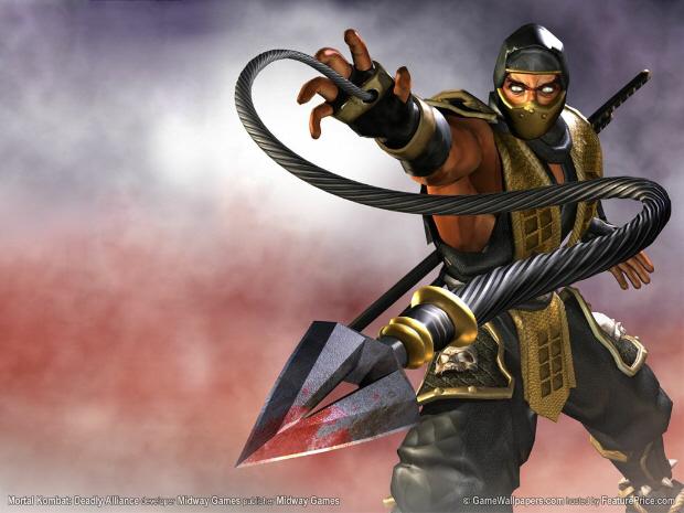 Mortal Kombat: Deadly Alliance wallpaper