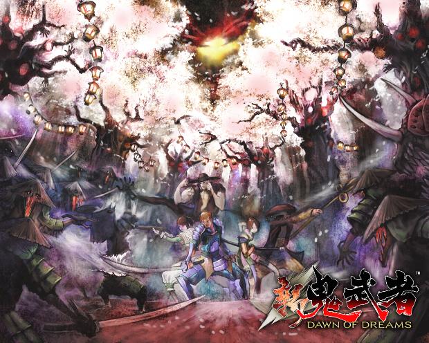 Onimusha: Dawn of Dreams wallpaper