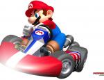 Mario Kart Wii character wallpaper