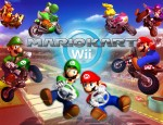 Mario Kart Wii cast wallpaper