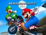Mario Kart Wii wallpaper Mario-Luigi