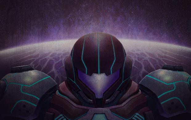 Metroid Prime Trilogy Samus Wallpaper