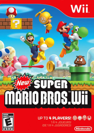 New Super Mario Bros Wii cheats and tips guide