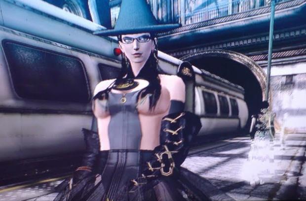 Bayonetta unlockable witch secret costume