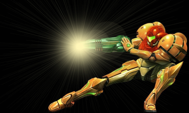 Metroid Prime walkthrough. Samus wallpaper