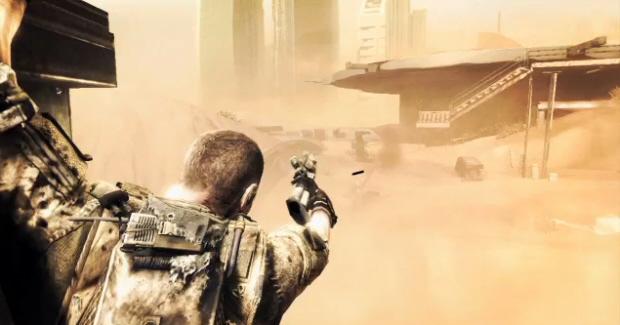 Spec Ops: The Line screenshot