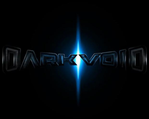 Dark Void walkthrough logo artwork