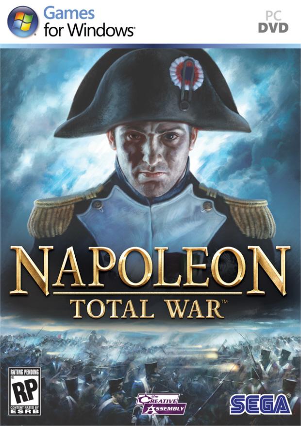 Napoleon: Total War box artwork wallpaper