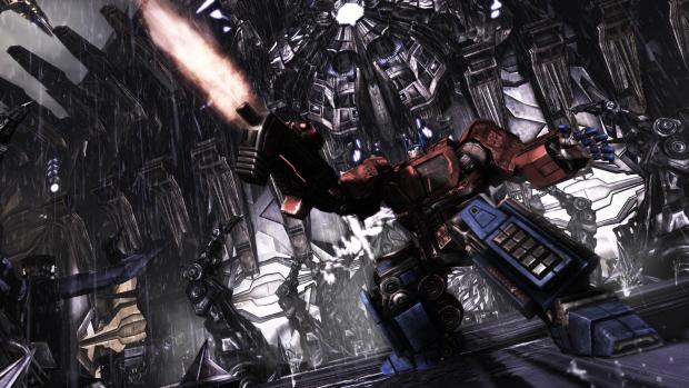 Transformers: War For Cybertron artwork