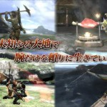 Monster Hunter Tri wallpaper 7