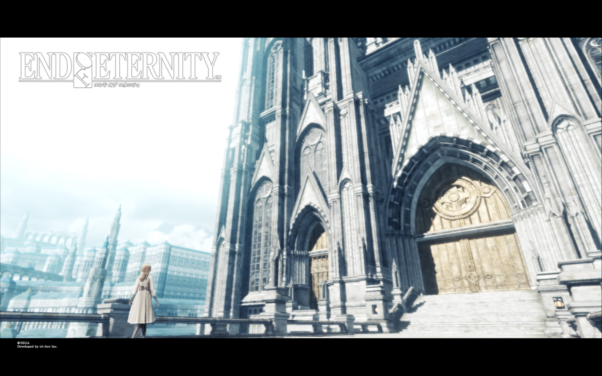 Resonance of Fate wallpaper - 954.7KB